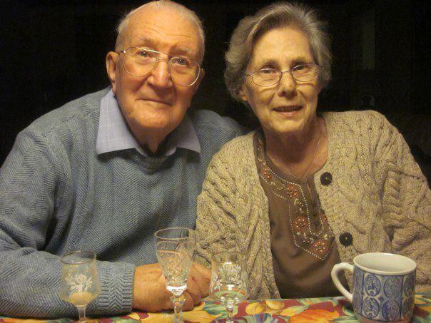 Pat and Hansine D'Ambrosio