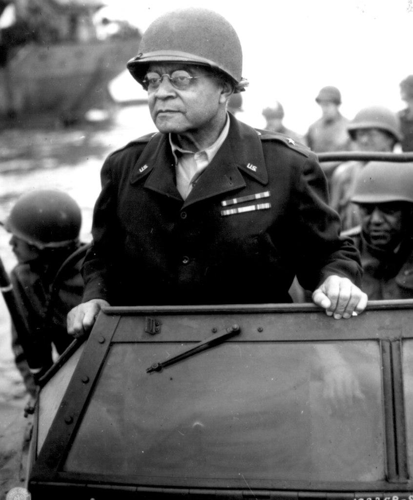 Colonel Benjamin O Davis