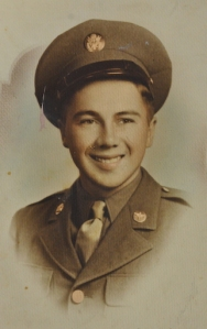 Harold Bud Long of the U.S. Army Air Corps