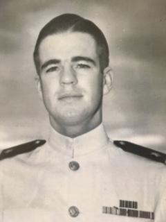 WWII Navy Lieutenant Robert Hanson
