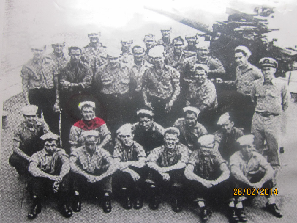 Michael Joseph D'Ambrosio's unit, 1941